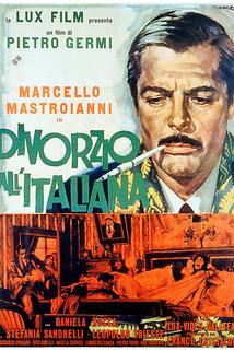 Rozvod po italsku  - Divorzio all'italiana