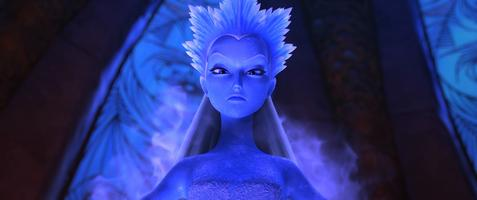 Sněhová královna: Tajemství ohně a ledu