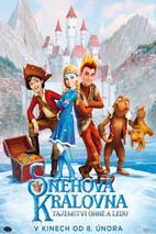Plakát k filmu: Sněhová královna: Tajemství ohně a ledu