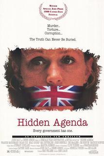 Tajné složky  - Hidden Agenda