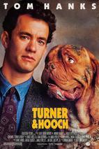 Plakát k filmu: Turner a Hooch