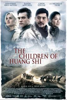 Útěk z Huang Shi  - Children of Huang Shi, The