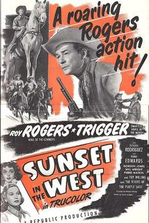 Sunset in the West  - Sunset in the West