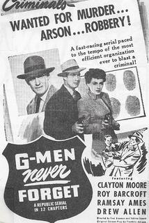 G-Men Never Forget