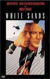 Bílé písky  - White Sands
