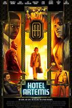 Plakát k filmu: Hotel Artemis