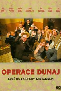 Plakát k filmu: Operace Dunaj