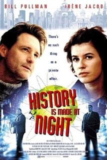 Hra na špióny  - History Is Made at Night