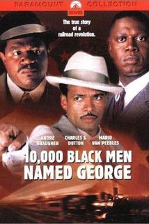 10,000 Black Men Named George  - 10,000 Black Men Named George