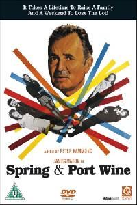 Jaro a portské víno