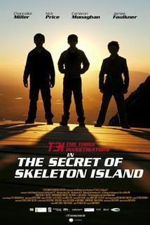 T3I: Tři pátrači a Tajemství ostrova kostlivců