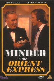 Minder on the Orient Express  - Minder on the Orient Express
