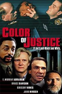 Barva spravedlnosti