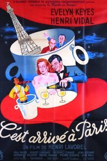 C'est arrivé à Paris