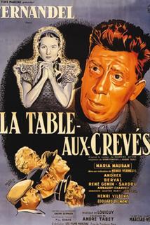 Table aux crevés, La