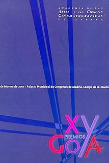 XV premios Goya