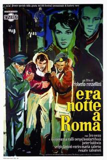 Byla noc v Římě