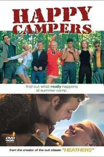 Šílenci na táboře  - Happy Campers