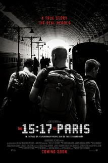 Paříž 15:17  - 15:17 to Paris, The