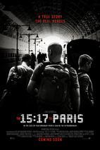 Plakát k filmu: Paříž 15:17