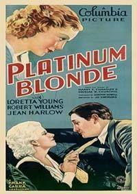 Platinová blondýnka  - Platinum Blonde