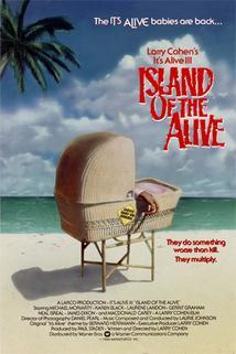 Ostrov živých  - It's Alive III: Island of the Alive
