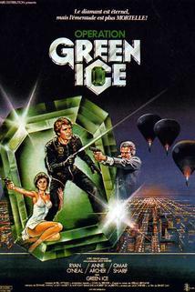 Zelený led