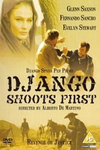 Django střílí první