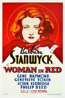 Žena v červeném  - The Woman in Red