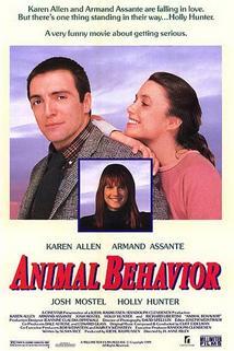 Animal Behavior  - Animal Behavior
