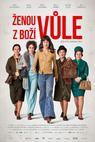 Plakát k filmu: Ženou z boží vůle