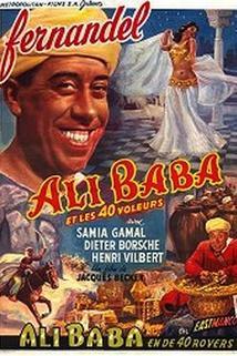 Ali - Baba a 40 loupežníků