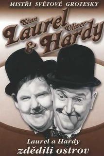 Laurel a Hardy zdědili ostrov