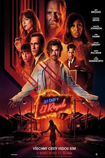 Plakát k filmu: Bad Times at the El Royale