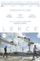 Plakát k filmu: Lekce