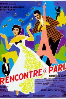 Rencontre à Paris  - Rencontre à Paris