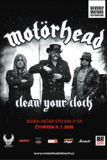 Plakát k filmu: Motörhead: Clean Your Clock