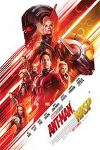 Plakát k filmu: Ant-Man a Wasp