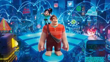 Raubíř Ralf a internet 3D