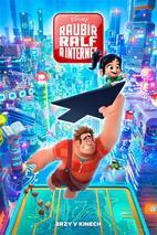 Plakát k filmu: Raubíř Ralf a internet