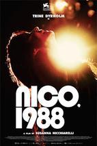 Plakát k filmu: Nico, 1988