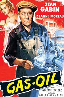 Benzin a olej  - Gas-Oil