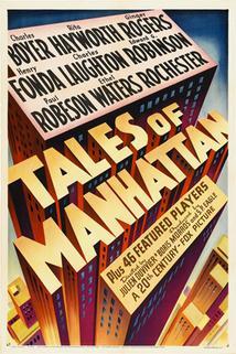 Historky z metropole  - Tales of Manhattan
