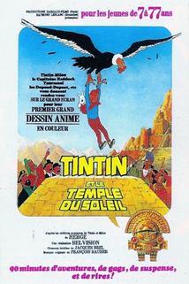 Tintin a chrám Boha slunce