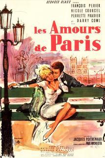 Amours de Paris, Les  - Les amours de Paris