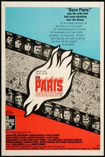 Hoří v Paříži  - Paris brûle-t-il?