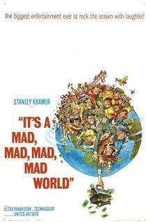 To je ale bláznivý svět  - It's a Mad Mad Mad Mad World