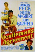 Plakát k filmu: Džentlemanská dohoda