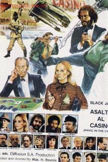 Black Jack  - Asalto al casino
