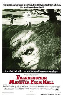 Frankenstein a pekelná stvůra